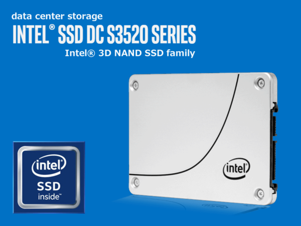 SSD DC S3520 series