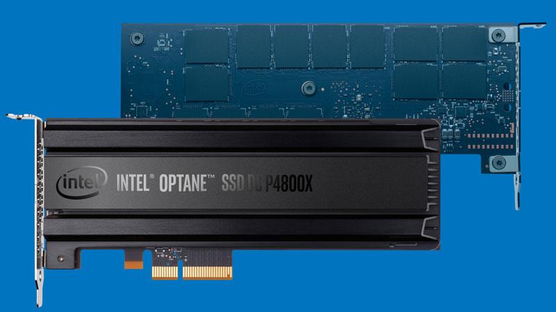 Intel® Optane™ SSD DC P4800X Series
